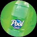 Gaseosa Pool Limon