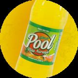 Refresco Pool Naranja piña