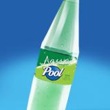 Agua Pool con Gas